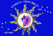 conch rebublic flag